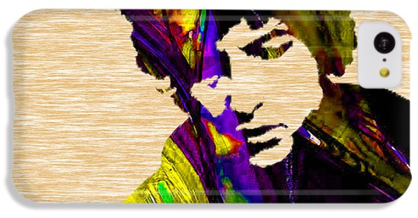 Bob Dylan Collection IPhone 5c Case by Marvin Blaine