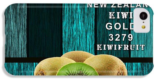 Kiwi Farm IPhone 5c Case by Marvin Blaine