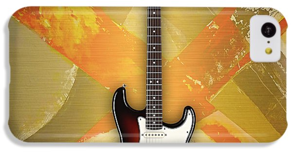 Fender Stratocaster Collection IPhone 5c Case by Marvin Blaine