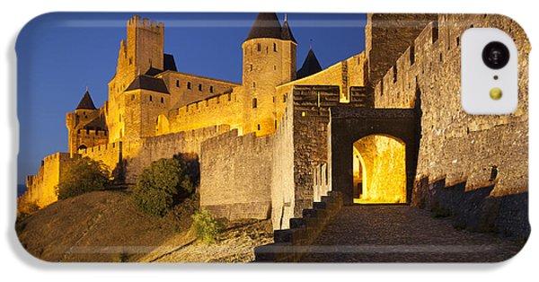 Medieval Carcassonne IPhone 5c Case by Brian Jannsen