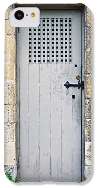 Old Door IPhone 5c Case by Tom Gowanlock