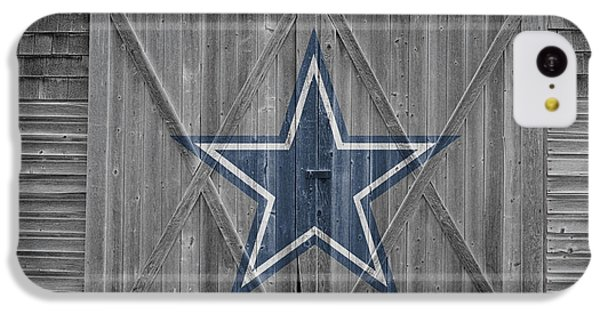 Dallas Cowboys IPhone 5c Case by Joe Hamilton
