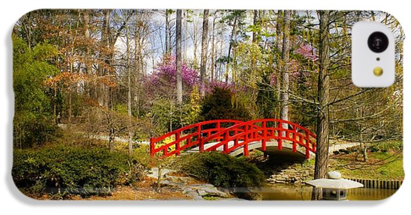 A Bridge To Spring IPhone 5c Case by Benanne Stiens