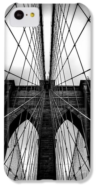 A Brooklyn Perspective IPhone 5c Case by Az Jackson