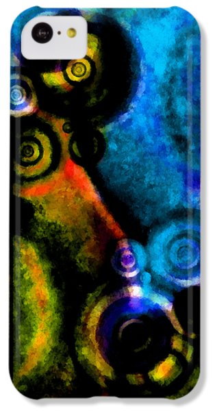 A Drop In The Puddle 2 IPhone 5c Case by Angelina Vick
