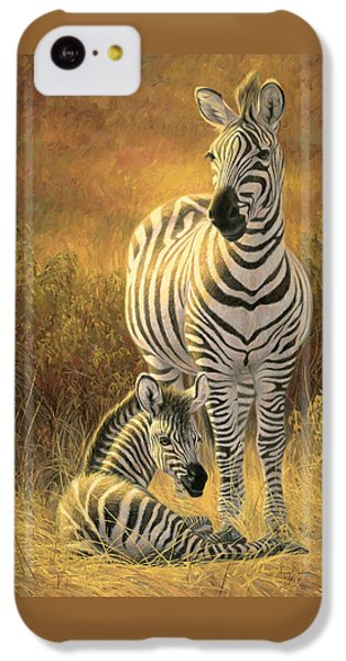 A New Day IPhone 5c Case by Lucie Bilodeau