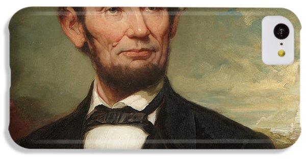 Abraham Lincoln  IPhone 5c Case by George Henry Story