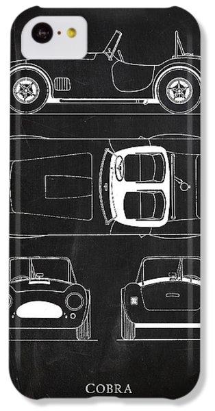Ac Cobra IPhone 5c Case by Mark Rogan