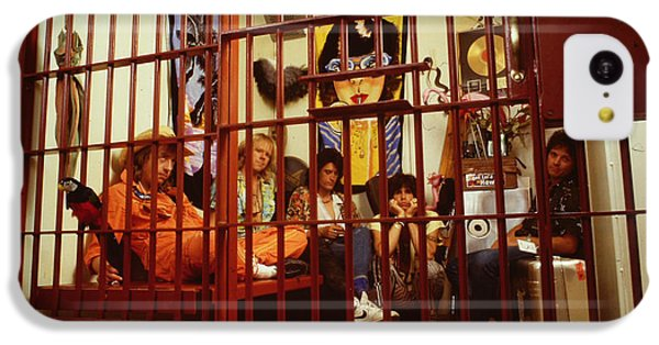 Aerosmith - In A Cage 1980s IPhone 5c Case by Epic Rights