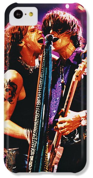 Aerosmith - Toxic Twins IPhone 5c Case by Epic Rights