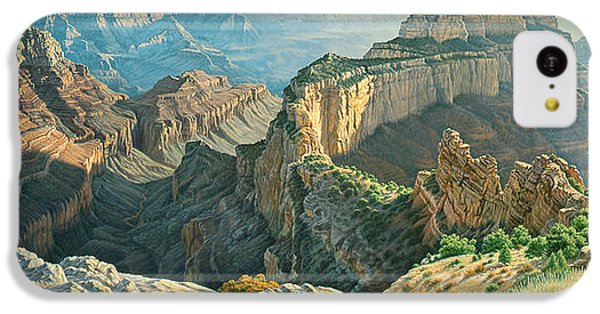 Afternoon-north Rim IPhone 5c Case by Paul Krapf