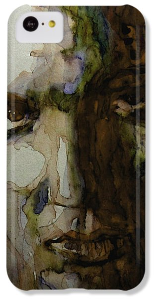 Always On My Mind IPhone 5c Case by Paul Lovering