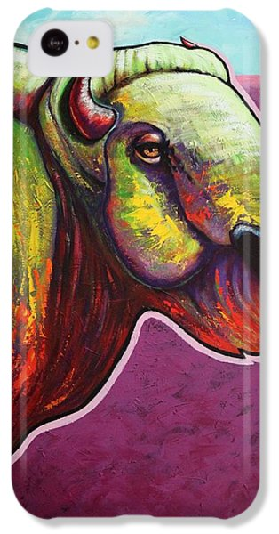 American Monarch IPhone 5c Case by Joe  Triano