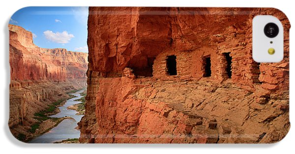 Anasazi Granaries IPhone 5c Case by Inge Johnsson