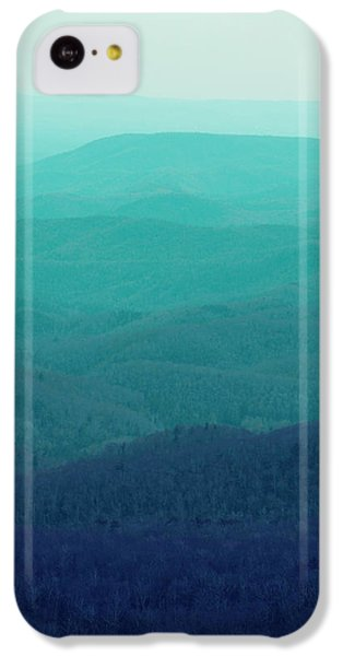 Appalachian Mountains IPhone 5c Case by Kim Fearheiley