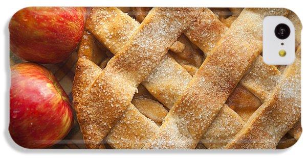 Apple Pie With Lattice Crust IPhone 5c Case by Diane Diederich