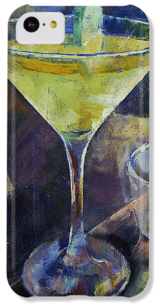 Appletini IPhone 5c Case by Michael Creese