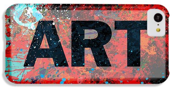 Art IPhone 5c Case by Gary Grayson