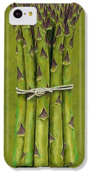 Asparagus IPhone 5c Case by Brian James