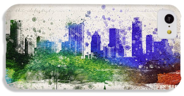Austin In Color IPhone 5c Case by Aged Pixel