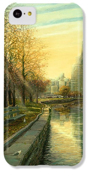 Autumn Serenity II IPhone 5c Case by Doug Kreuger