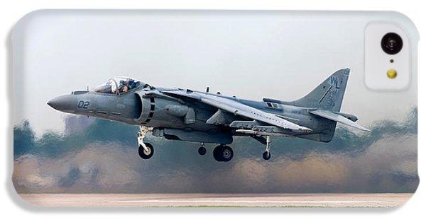 Av-8b Harrier IPhone 5c Case by Adam Romanowicz