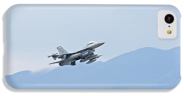 Aviano F16 IPhone 5c Case by Staff Sgt Jessica Hines