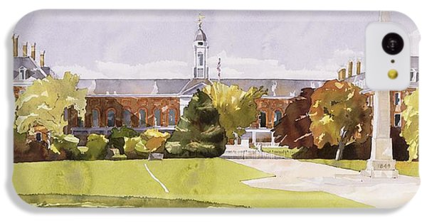 The Royal Hospital  Chelsea IPhone 5c Case by Annabel Wilson