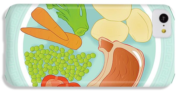 Balanced Meal IPhone 5c Case by Jeanette Engqvist