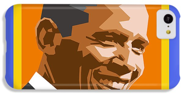 Barack IPhone 5c Case by Douglas Simonson