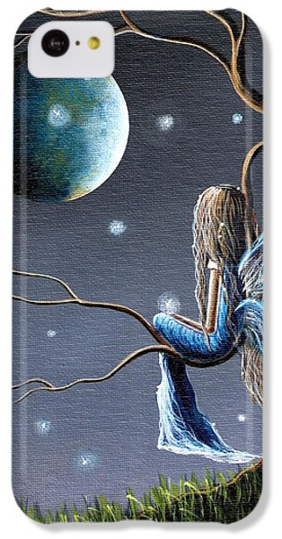 Fairy Art Print - Original Artwork IPhone 5c Case by Shawna Erback