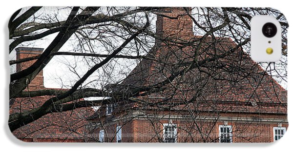 The British Ambassador's Residence Behind Trees IPhone 5c Case by Cora Wandel