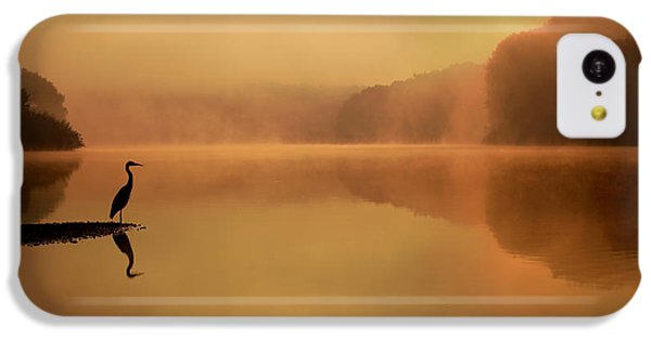 Beside Still Waters IPhone 5c Case by Rob Blair