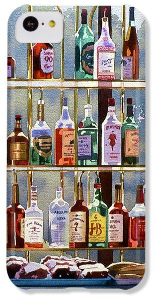 Beverly Hills Bottlescape IPhone 5c Case by Mary Helmreich