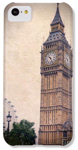 Big Ben In London IPhone 5c Case by Jill Battaglia
