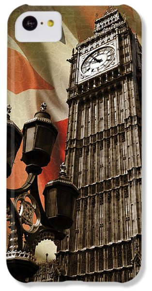 Big Ben London IPhone 5c Case by Mark Rogan