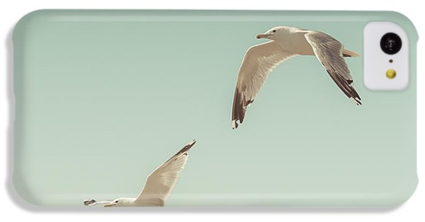 Birds Of A Feather IPhone 5c Case by Lucid Mood