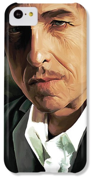 Bob Dylan Artwork IPhone 5c Case by Sheraz A