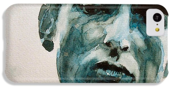 Bob Dylan IPhone 5c Case by Paul Lovering