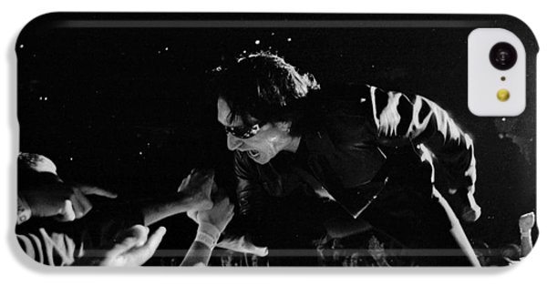 Bono 051 IPhone 5c Case by Timothy Bischoff