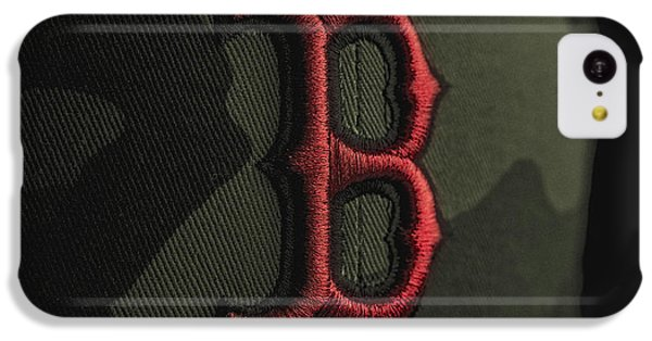 Boston Red Sox IPhone 5c Case by David Haskett