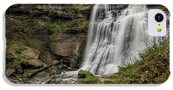 Brandywine Falls IPhone 5c Case by James Dean