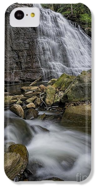 Brandywine Flow IPhone 5c Case by James Dean