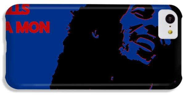 Buffalo Bills Ya Mon IPhone 5c Case by Joe Hamilton