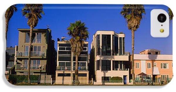 Buildings In A City, Venice Beach, City IPhone 5c Case by Panoramic Images