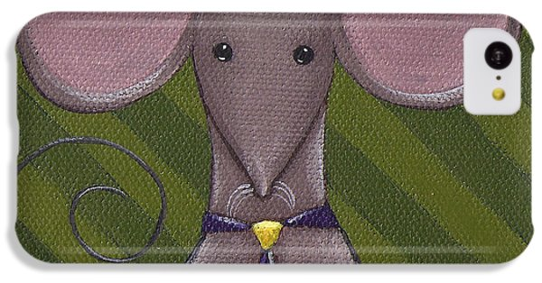 Business Mouse IPhone 5c Case by Christy Beckwith