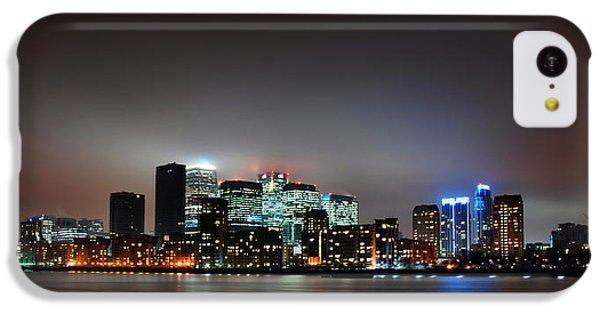 London Skyline IPhone 5c Case by Mark Rogan