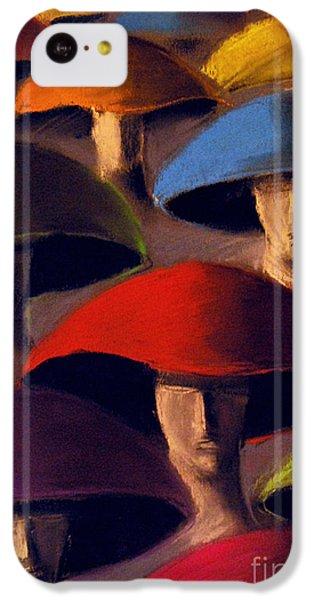Carnaval IPhone 5c Case by Mona Edulesco