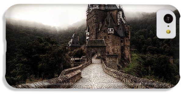 Castle In The Mist IPhone 5c Case by Ryan Wyckoff