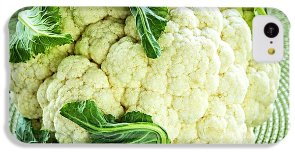 Cauliflower IPhone 5c Case by Elena Elisseeva